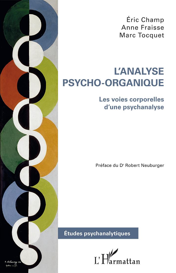 Analyse Psycho-Organique - Psychanalyse - couverture du livre
