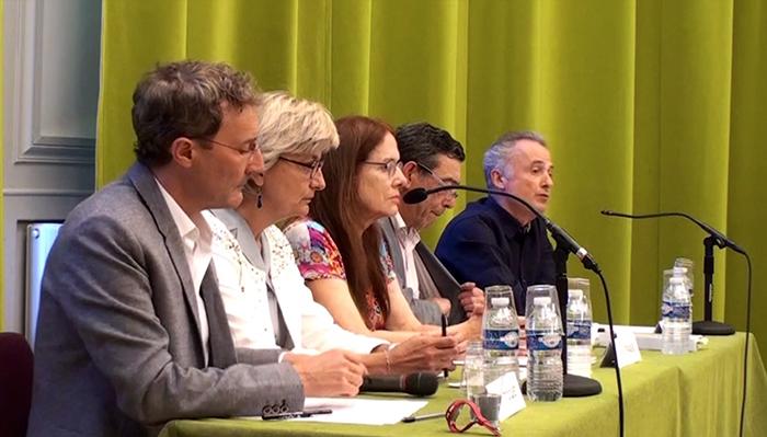 TOCQUET-PERNOT-MASSON-FRAISSE-CANOUI-CHAMP-Conférence-4-Juin-Analyse-Psycho-Organique